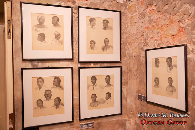 Slave Trade Drawings, Kura Hulunda Museum