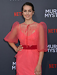 "Emma Fuhrmann 090 arrives at the LA Premiere Of Netflix's ""Murder Mystery"" at Regency Village Theatre on June 10, 2019 in Westwood, California"