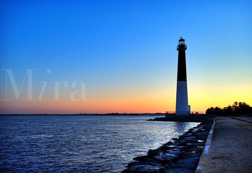 Barnegat Lighthouse, Long Beach Island, New Jersey, USA