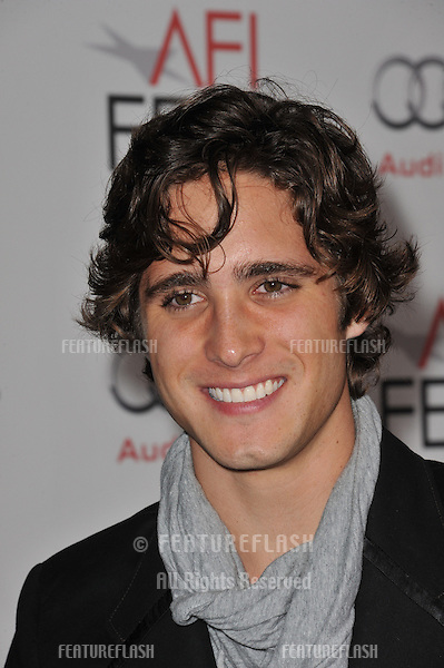 "Diego Boneta at the AFI Fest premiere of ""Abel"" at Grauman's Chinese Theatre, Hollywood..November 7, 2010  Los Angeles, CA.Picture: Paul Smith / Featureflash"