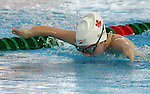 Rio de Janeiro-4/9/2016- Danielle Dorris training prior to the Rio 2016 Paralympic Games at the Olympic Aquatics Stadium . Photo Scott Grant/Canadian Paralympic Committee