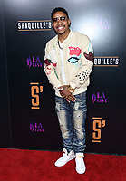 09 March 2019 - Los Angeles, California - Allen Maldonado. Grand Opening of Shaquille's at L.A. Live held at Shaquille's at L.A. Live. <br /> CAP/ADM/BT<br /> &copy;BT/ADM/Capital Pictures