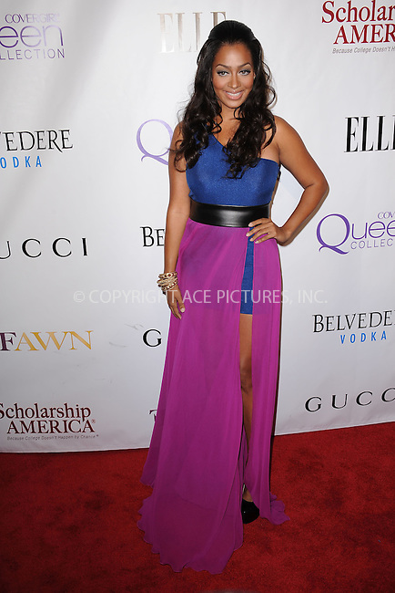 WWW.ACEPIXS.COM . . . . . .May 01, 2011...New York City...Lala Anthony attends the 2nd annual Mary J Blige honors concert at the Hammerstein Ballroom on May 01, 2011 in New York City....Please byline: KRISTIN CALLAHAN - ACEPIXS.COM.. . . . . . ..Ace Pictures, Inc: ..tel: (212) 243 8787 or (646) 769 0430..e-mail: info@acepixs.com..web: http://www.acepixs.com .