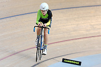 Caitlin Titheridge of Mid South Canterbury competes in the U17 Girls 2000m IP  at the Age Group Track National Championships, Avantidrome, Home of Cycling, Cambridge, New Zealand, Thurssday, March 16, 2017. Mandatory Credit: © Dianne Manson/CyclingNZ  **NO ARCHIVING**
