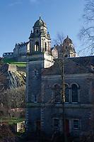 St Cuthbert's Church, Princes Street Gardens, Edinburgh, Lothian