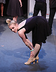 Elyssa Samsel  from 'Mr. Confidential' performs in a special preview of the 2014 New York Musical Theatre Festival (NYMF) at Ford Foundation Studio Theatre in The Pershing Square Signature Center on July 2, 2014 in New York City.