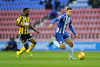 Wigan Athletic vs Shrewsbury Town 21-11-15