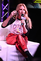 HOLLYWOOD, FL -  DECEMBER 05: Ellie Goulding during Hits Live at radio station Hits 97.3 on December 5, 2018 in Hollywood, Florida. Photo by MPI04 / MediaPunch