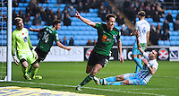 161112 Coventry City v Scunthorpe United