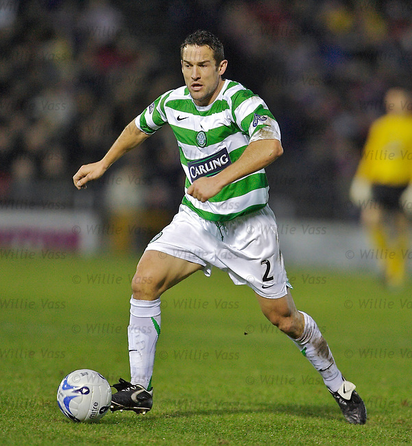 Paul Telfer, Celtic.stock season 2005-2006.pic willie vass