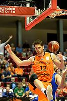 GRONINGEN - Basketbal, Nederland - Roemenie, WK kwalificatie 2019, Martiniplaza, 28-06-2018 Thomas van der Mars
