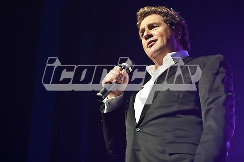 Michael Ball - performing live at the Regent in Ipswich UK - 15 April 2013.  Photo credit: Ben Matthews/Music Pics Ltd/IconicPix