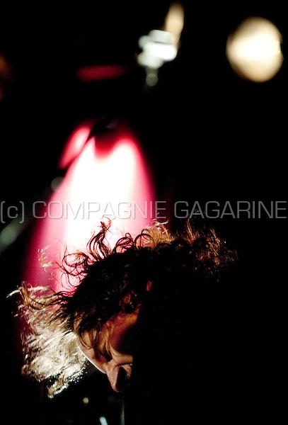 Belgian band Daan performing in Het Depot, Leuven (Belgium, 22/05/2009)