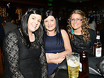 Barbra and Christine Kirk and Marita Bayly at the Tequila Rose gig in McPhail's. Photo:Colin Bell/pressphotos.ie