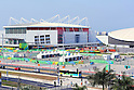 Olympic park, <br /> AUGUST 9, 2016 -  : <br /> Rio 2016 Olympic Games in Rio de Janeiro, Brazil. <br /> (Photo by Sho Tamura/AFLO SPORT)
