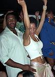 Michael Strahan & Nicole Murphy 07/04/2008