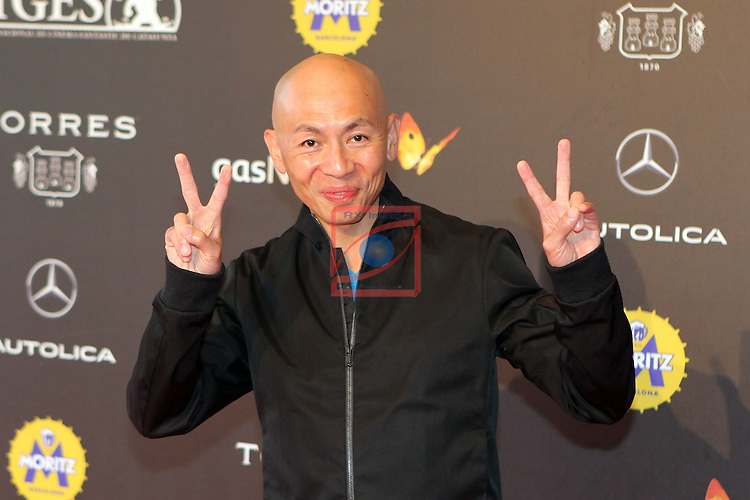 49 Festival Internacional de Cinema Fantastic de Catalunya-Sitges 2016.<br /> Photocall Operation Mekong.<br /> Dante Lam.