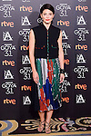 Barbara Lennie attends to the 2017 Goya Awards Candidates Cocktail at Ritz Hotel in Madrid, Spain. January 12, 2017. (ALTERPHOTOS/BorjaB.Hojas)