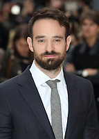 Charlie Cox at the King of Thieves World Premiere at Vue West End, Leicester Square, London on Wednesday 12 September 2018<br /> CAP/ROS<br /> &copy;ROS/Capital Pictures