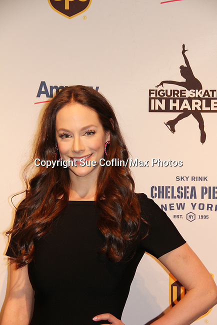 Alissandra Aronow - Figure Skating in Harlem presents Champions in Life Benefit Gala on April 29, 2019 at Chelsea Pier, New York City, New York - (Photo by Sue Coflin/Max Photos)