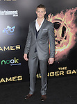 Alexander Ludwig attends the Lionsgate World Premiere of The hunger Games held at The Nokia Theater Live in Los Angeles, California on March 12,2012                                                                               © 2012 DVS / Hollywood Press Agency
