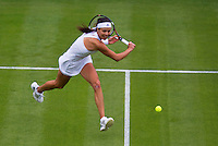 24-06-13, England, London,  AELTC, Wimbledon, Tennis, Wimbledon 2013, Day one, Ana Ivanovic (SRB)<br />