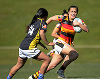 160820 Farah Palmer Cup Women's Rugby - Wellington Pride v Waikato