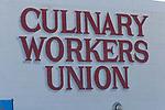 Democratic Rally Culinary Joe Biden