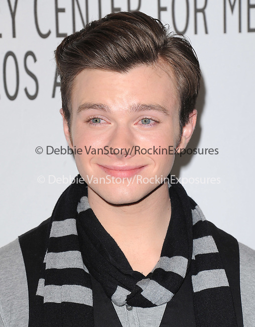 Chris Colfer at The PaleyFest 2011 Panel for Glee held at The Saban Theater in Beverly Hills, California on March 16,2011                                                                               © 2010 Hollywood Press Agency