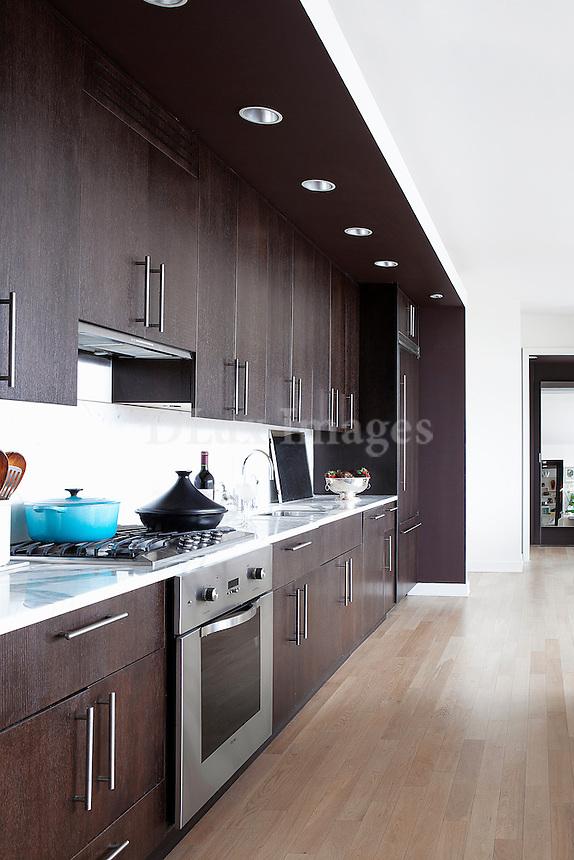 wooden kitchen cupboards