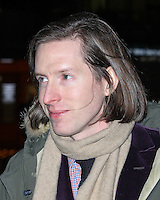"NEW YORK CITY, NY, USA - FEBRUARY 26: Wes Anderson at the New York Premiere of Fox Searchlight Pictures' ""The Grand Budapest Hotel"" held at Alice Tully Hall on February 26, 2014 in New York City, New York, United States. (Photo by Jeffery Duran/Celebrity Monitor)"