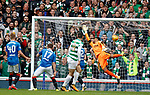 Wes Foderingham beaten as Celtic take the lead