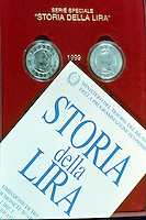 storia della lira, lira, moneta,