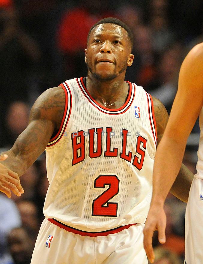 Chicago Bulls Nate Robinson (2)
