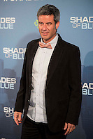 "Nico Abad attends to the premiere of the new series of chanel Calle 13, ""Shades of Blue"" at Callao Cinemas in Madrid. April 05, 2016. (ALTERPHOTOS/Borja B.Hojas) /NortePhoto.com"