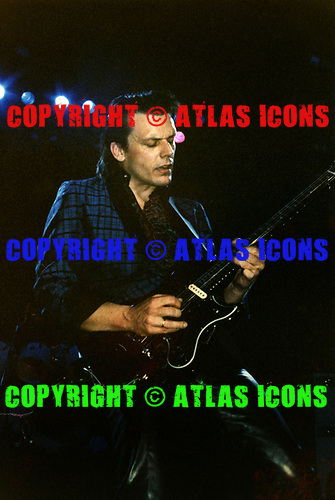 J. Geils: 1981<br /> Photo Credit: David Plastik/Atlas Icons.com