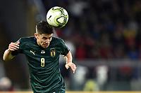 Jorginho of Italy <br /> Roma 12-10-2019 Stadio Olimpico <br /> European Qualifiers Qualifying round Group J <br /> Italy - Greece <br /> Photo Andrea Staccioli/Insidefoto