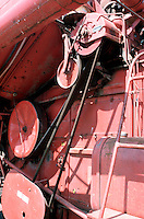 PULLEY<br /> Pulleys Used on Farm Machinery