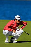 Nacho Elvira (ESP) during the first round of the Lyoness Open powered by Organic+ played at Diamond Country Club, Atzenbrugg, Austria. 8-11 June 2017.<br /> 08/06/2017.<br /> Picture: Golffile | Phil Inglis<br /> <br /> <br /> All photo usage must carry mandatory copyright credit (&copy; Golffile | Phil Inglis)