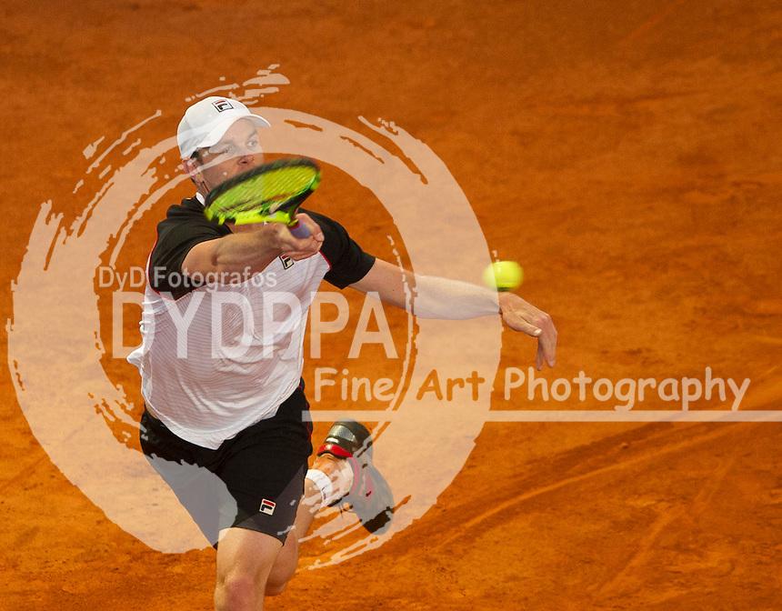 US tennis player Sam Querrey