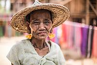 Mrauk U, Myanmar (Burma)