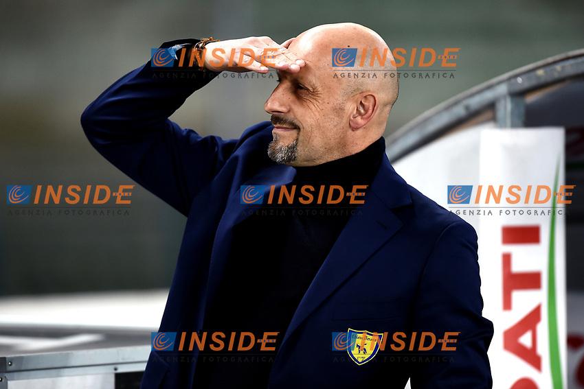 Domenico Di Carlo coach of Chievo <br /> Verona 8-2-2019 Stadio Bentegodi Football Serie A 2018/2019 Chievo Verona - AS Roma <br /> Foto Image Sport / Insidefoto