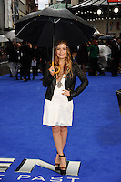 "Molly Smitten-Downes arriving for the ""X-Men: Days of Future Past"" UK premiere at the Odeon Leicester Square, London. 12/05/2014 Picture by: Steve Vas / Featureflash"
