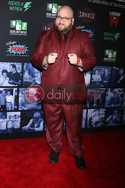 """Stephen Kramer Glickman<br /> at """"Excelsior! A Celebration of the Amazing, Fantastic, Incredible & Uncanny Life of Stan Lee,"""" TCL Chinese Theater, Hollywood, CA 01-30-19<br /> David Edwards/DailyCeleb.com 818-249-4998"""