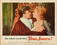 Tom Jones (1963) <br /> Lobby card<br /> *Filmstill - Editorial Use Only*<br /> CAP/MFS<br /> Image supplied by Capital Pictures