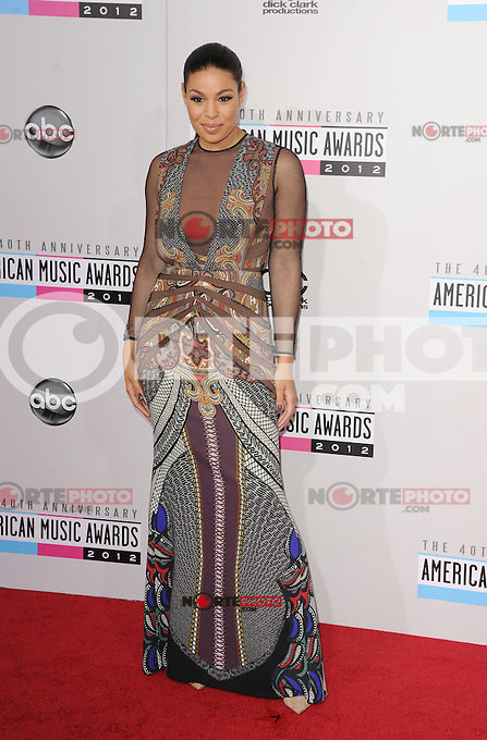 LOS ANGELES, CA - NOVEMBER 18: Jordin Sparks at The 40th Annual American Music Awards at The Nokia Theater LA Live, in Los Angeles, California. November 18, 2012. Photo by: MPI99 / MediaPunch Inc NortePhoto