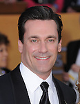 Jon Hamm at 19th Annual Screen Actors Guild Awards® at the Shrine Auditorium in Los Angeles, California on January 27,2013                                                                   Copyright 2013 Hollywood Press Agency