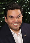 Robert Lopez attends the 2018 Tony Awards Meet The Nominees Press Junket on May 2, 2018 at the Intercontinental Hotel in New York City.