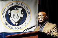 Tiki Barber at MSMC 2008