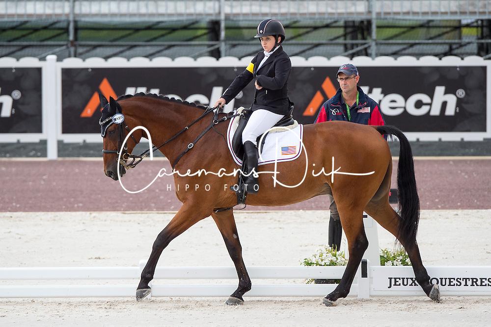 Alltech FEI World Equestrian Games™ 2014 - Normandy, France